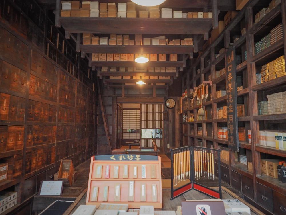 Stationary store, Takei Sanshodo