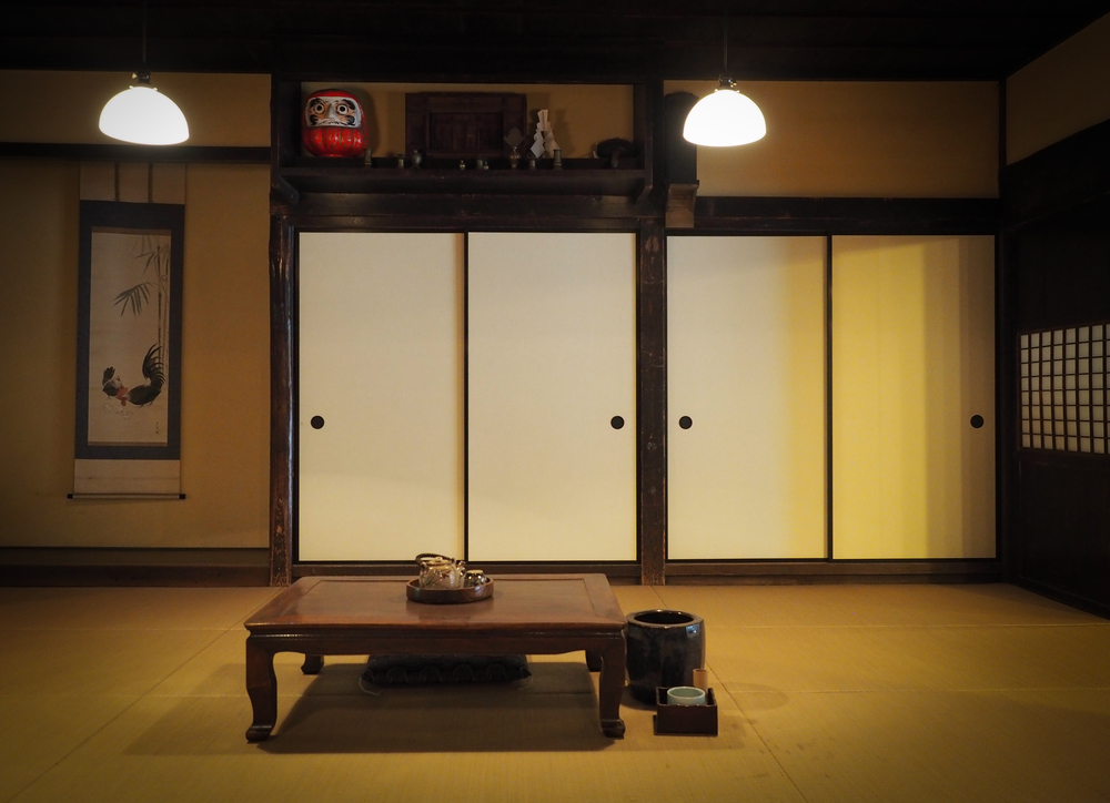 Tatami Room in the Hotel
