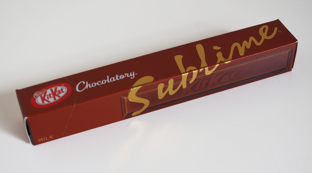 Sublime Milk Chocolate