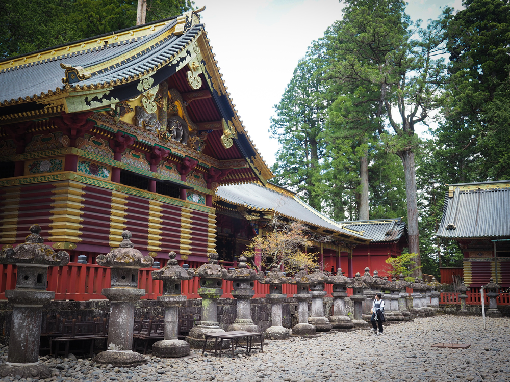 Sanjinko, one of three sacred storehouses