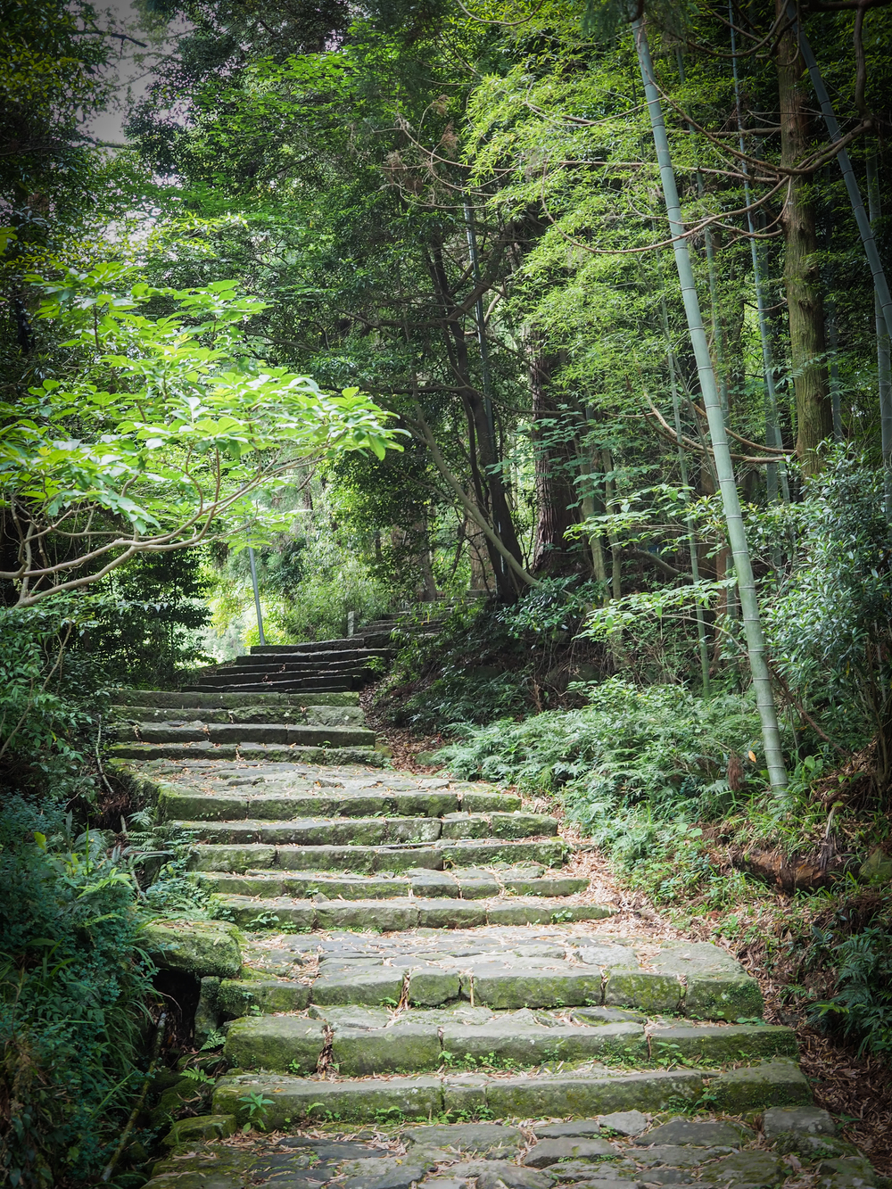 Daimon-zaka slope, 267 stairs