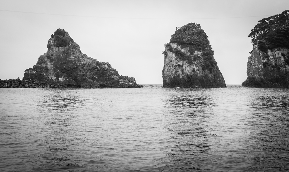 Rocky Ocean at Kii-Katsuura