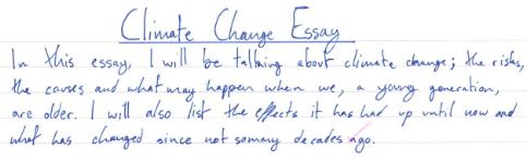year    climate change essays  nationsinsocorg year    climate change essays
