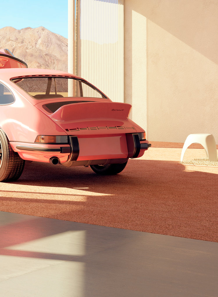 chris labrooy | porsches 911 #artpeople