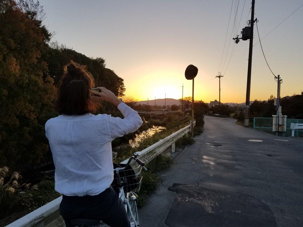 sunsetminoh