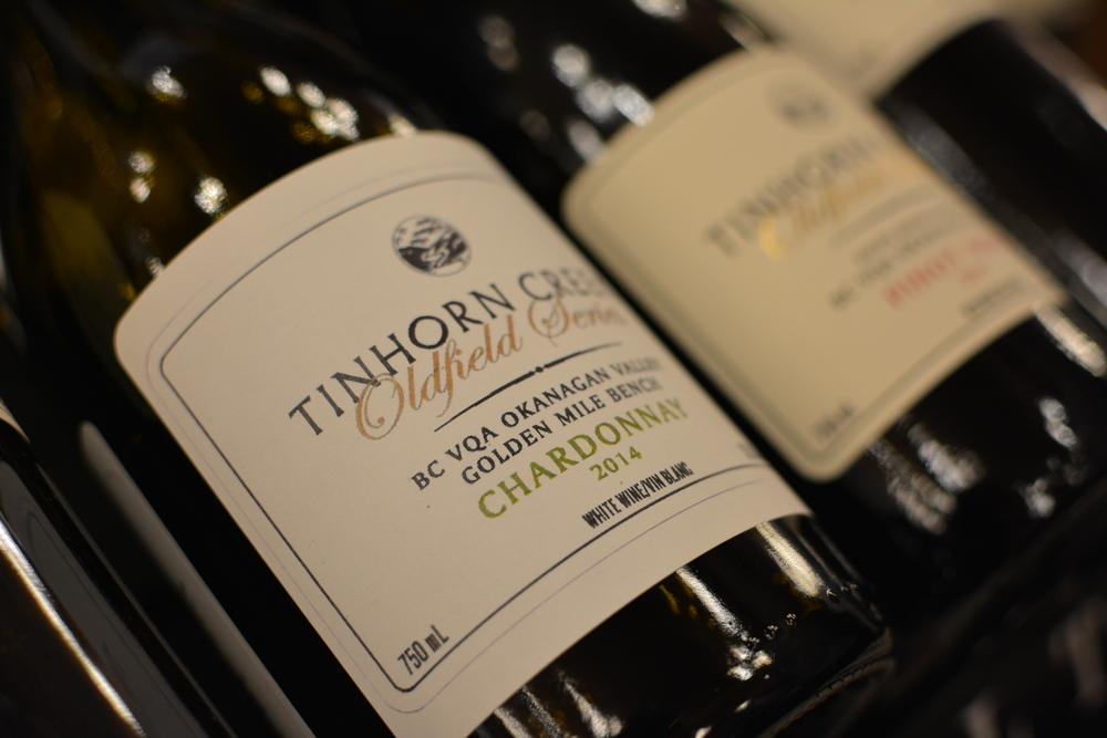 Tinhorn Creek 2014 Chardonnay