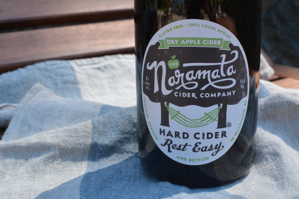 Naramata Cider Co. // image by Chantal Ireland