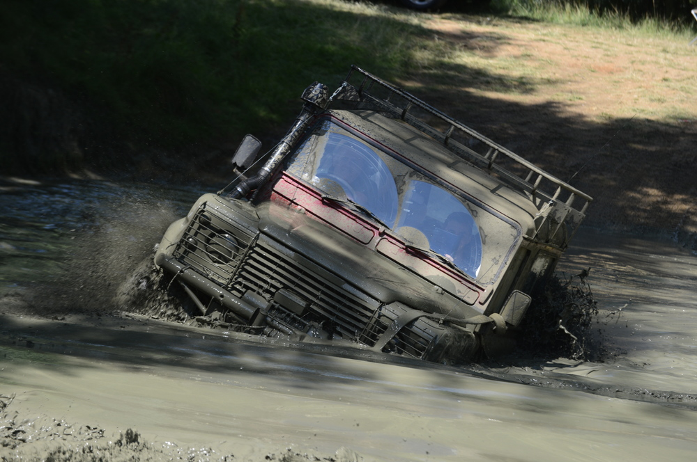 The Billing Off Road Experience Mud Run