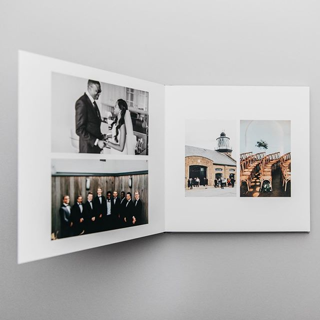 As a business that is driven by legacy, we believe in the power of print and how your love story deserves to be shown to your children's children. As of this year, our wonderful couples will have / are yet to receive a beautifully printed lay flat album as part of their photography or photography + film package. Here are some sample shots of what they look like 😃