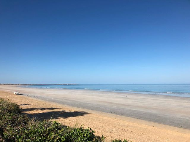 Stunning morning at Cable Beach Broome. #nofilterneeded