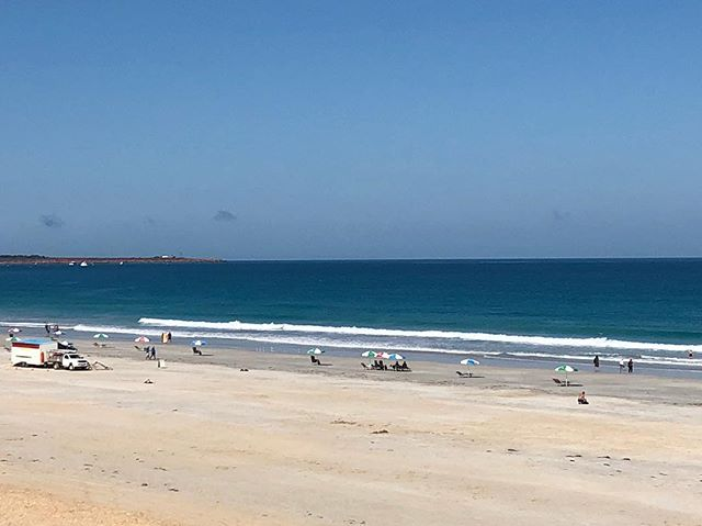 Kilometres of coastline and only a handful of people to share it with...Cable Beach Broome.