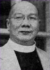 Rev Chew Hock Hin*     (1932 - 1965)
