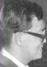 Rev Chu Chak Keong* (1972 - 1973)