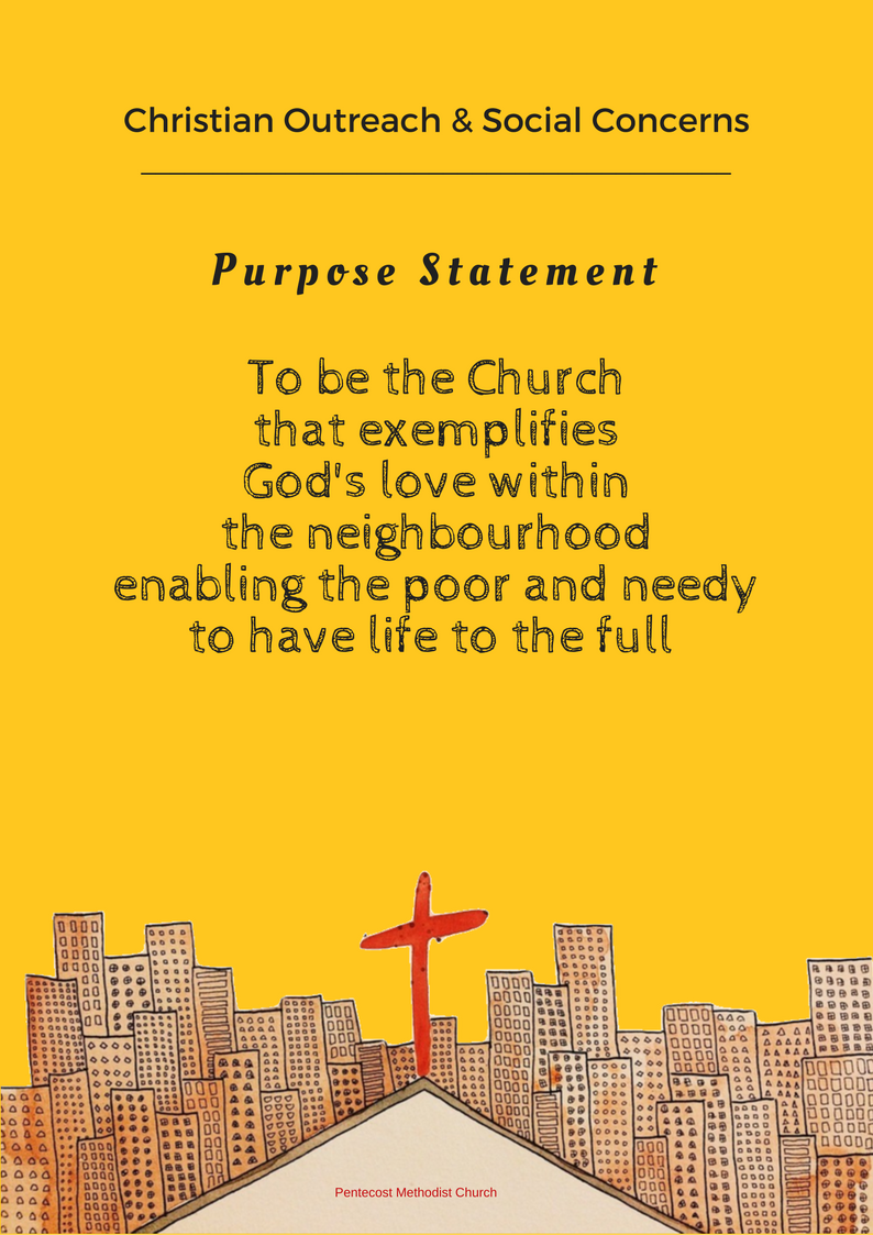 Purpose statement