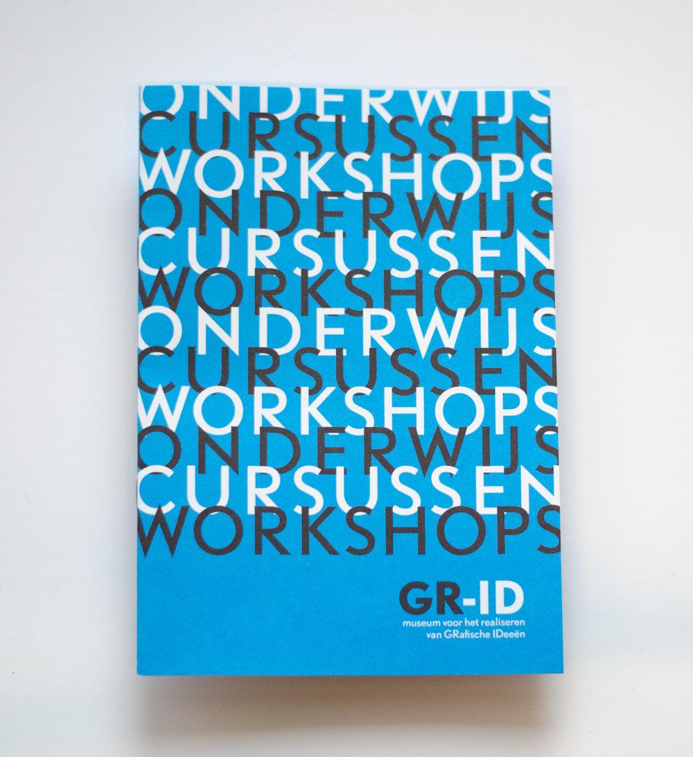 flyers grid groningen - #grafischontwerp