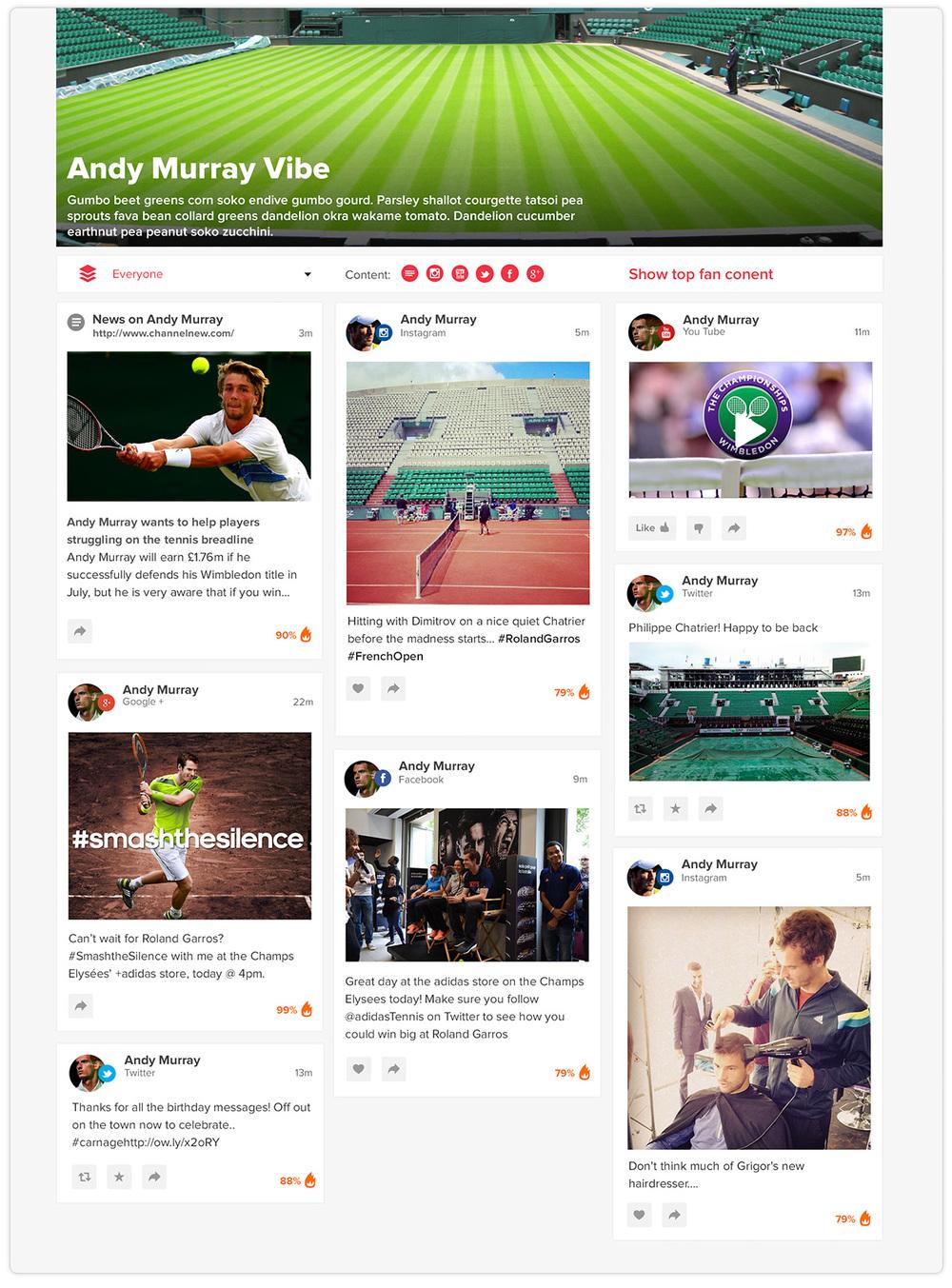 Wimbledon 2013 Vibe