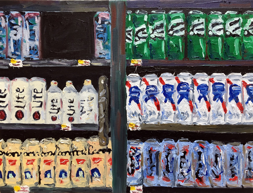 Untitled (Bodega Beer)