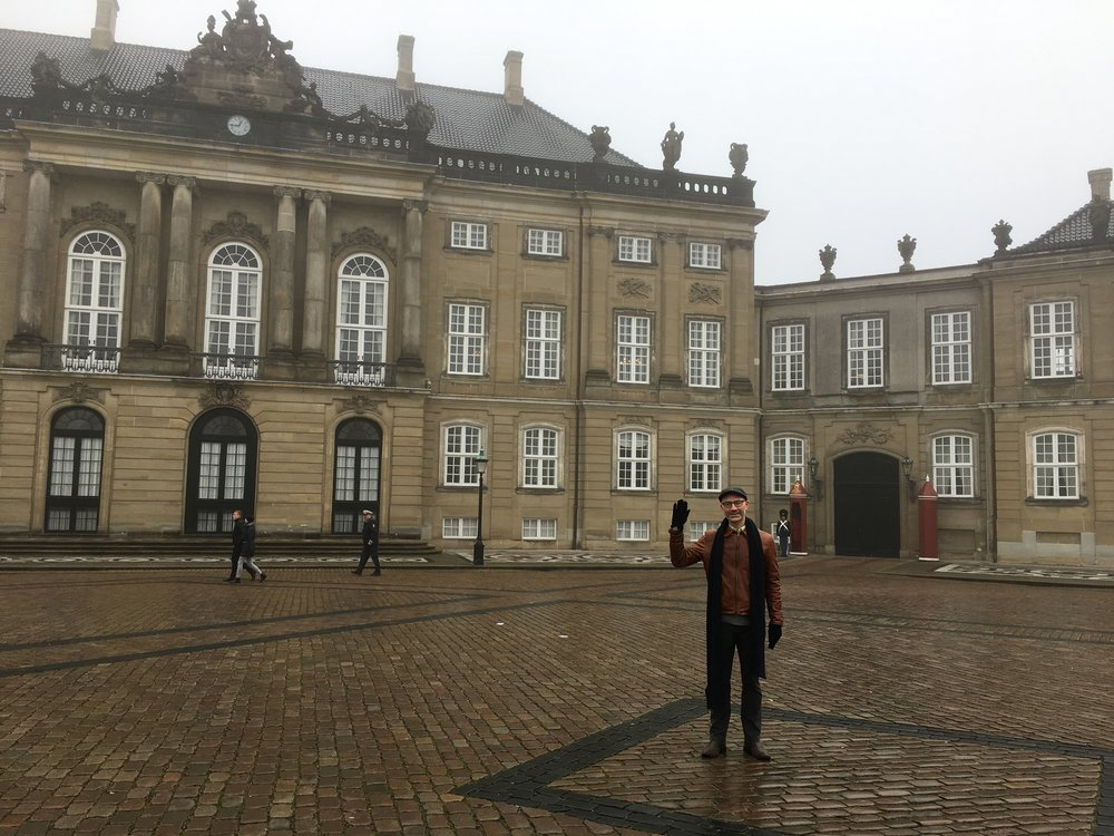 Palace of the Queen of Denmark