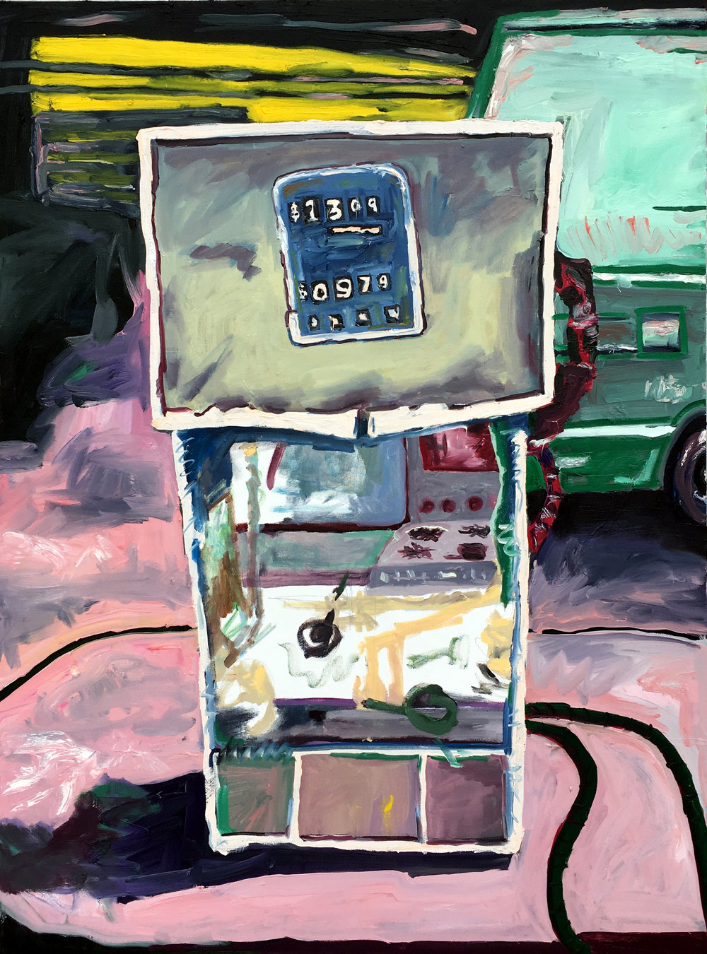West Village Gas Pump