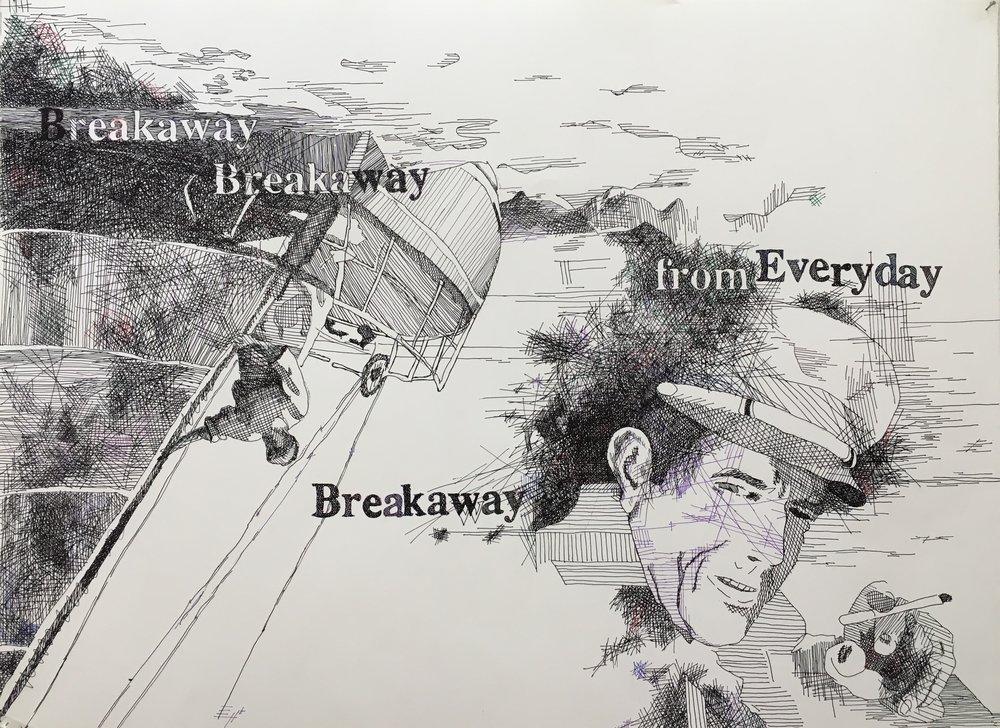 Untitled (Merit #9 Breakaway)