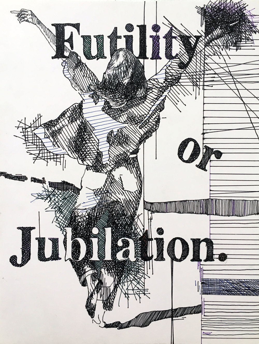 Untitled Merit #11 (Futility or Jubilation)