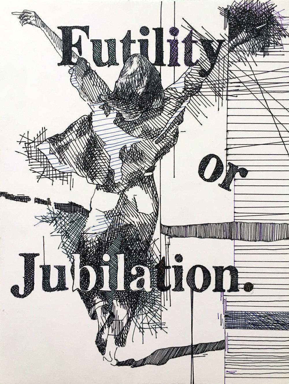 Untitled Merit #11 (Futility or Jubilation)