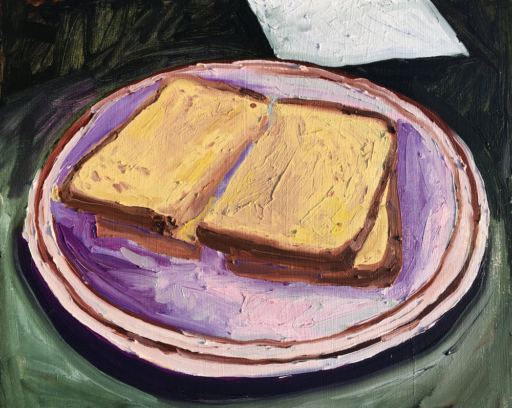 Untitled (Toast)
