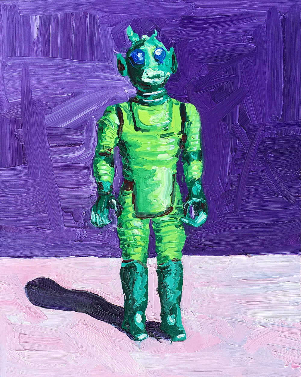 Untitled (1977 Greedo 1)