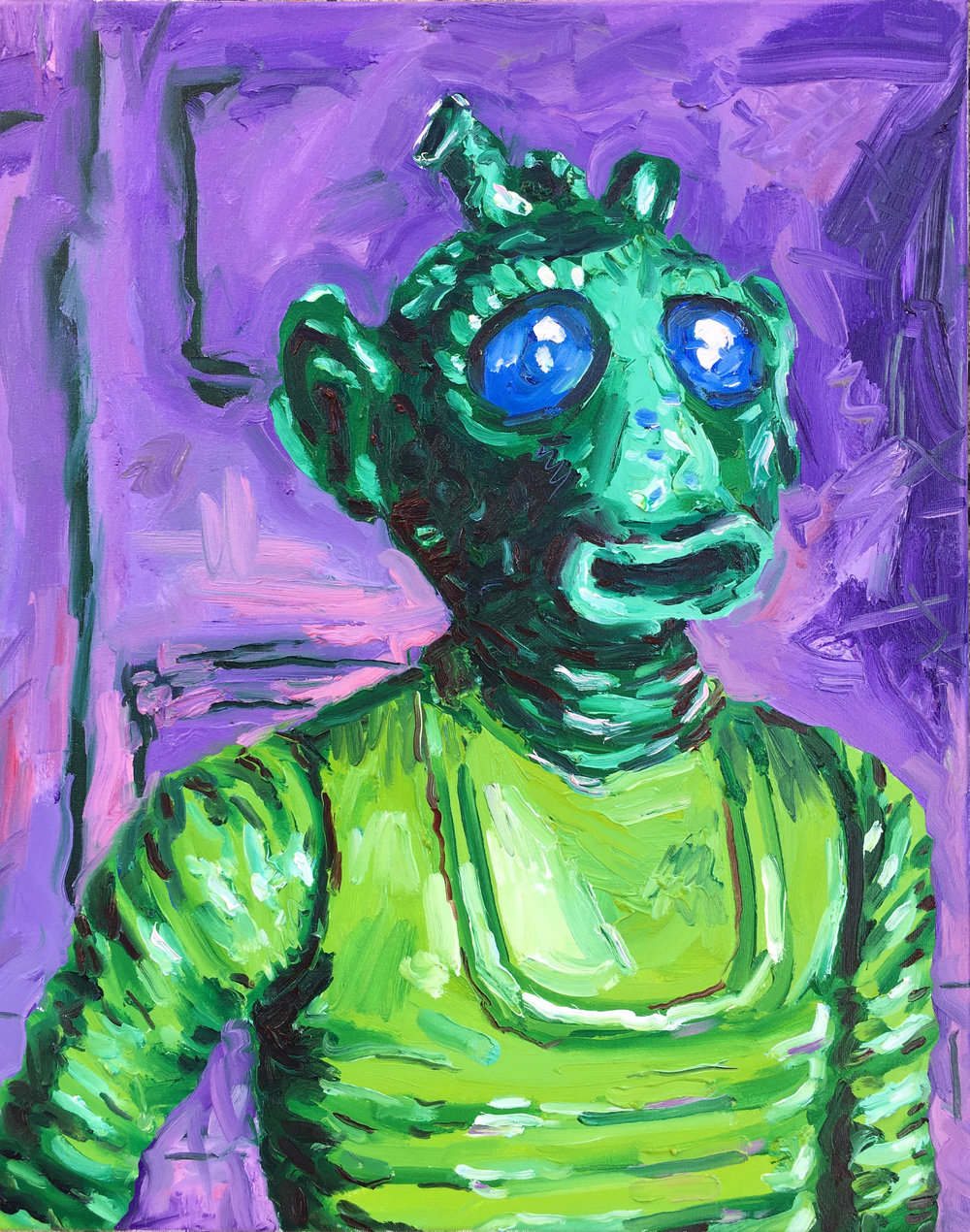 Untitled (1977 Greedo 2)