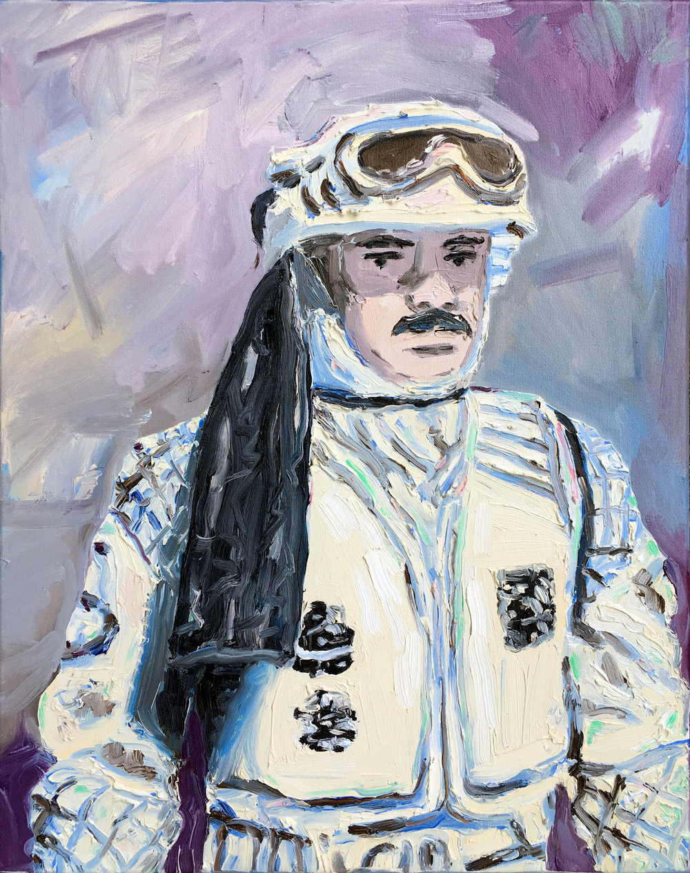 Untitled (1980 Hoth Rebel Commander)