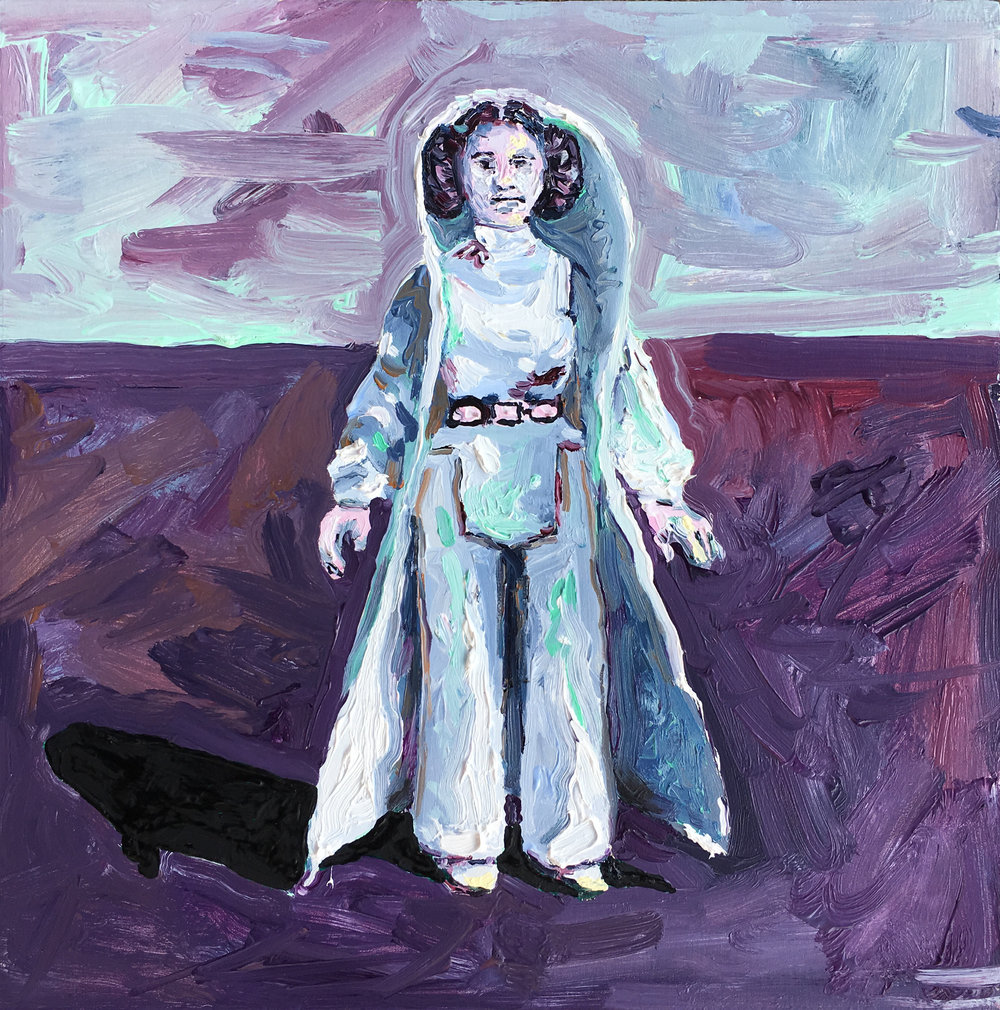 Untitled (1977 Princess Leia 1)
