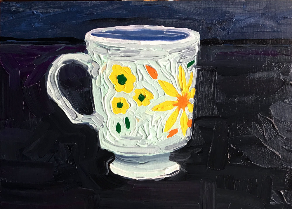 Untitled (Frenny's Cup)
