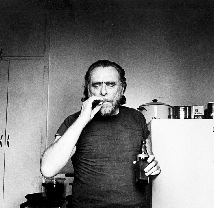 Bukowski x the London mural Company