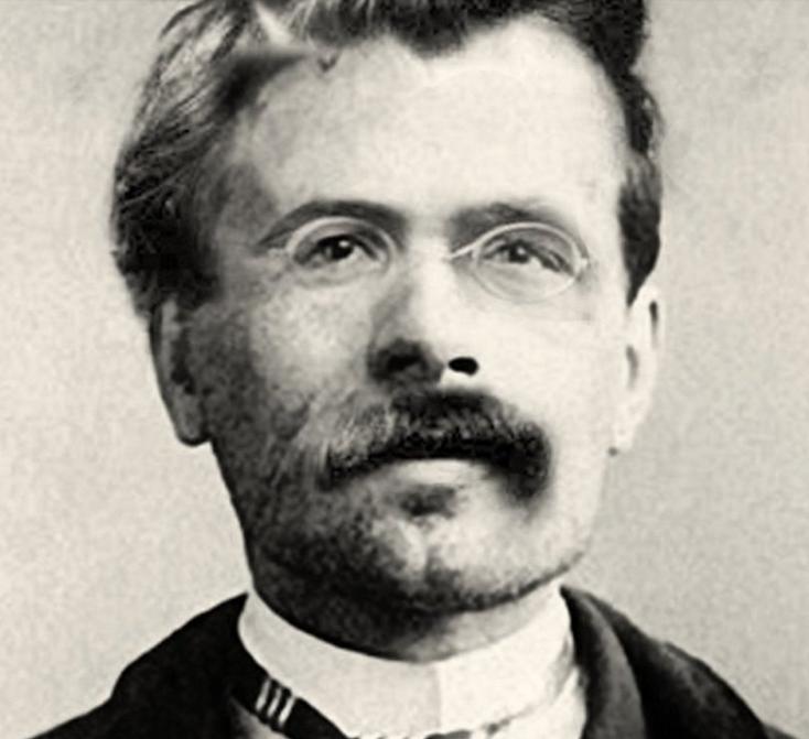 fredriech Nietzsche x the london mural company
