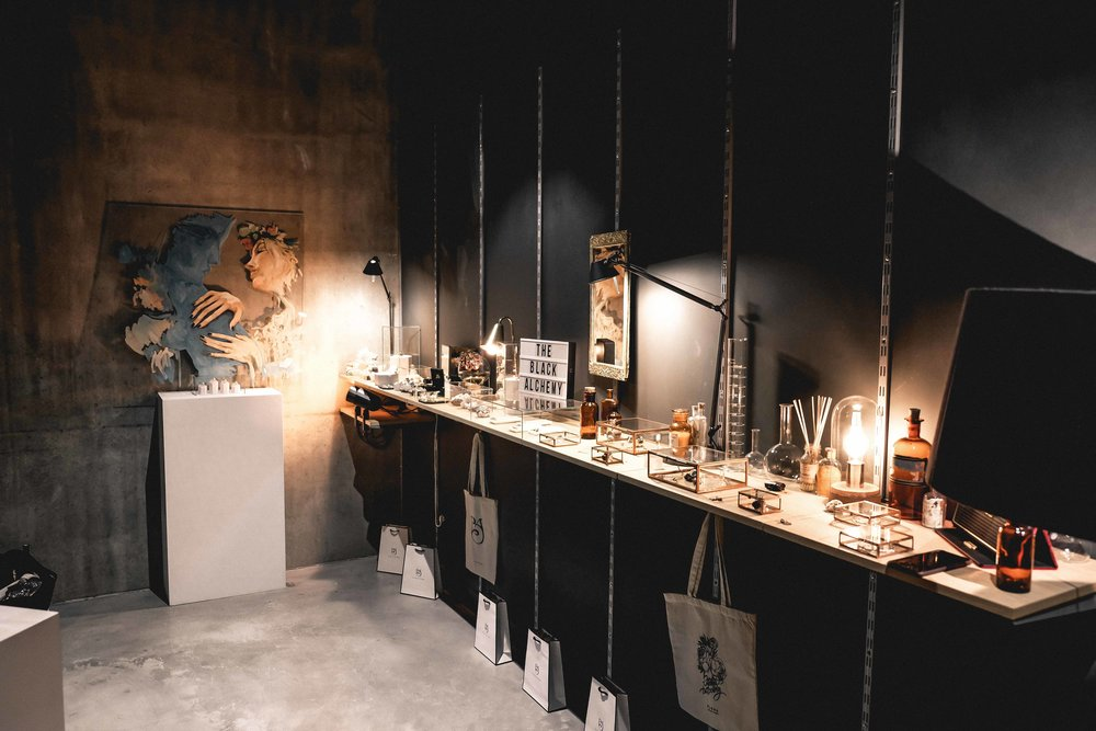 Jewelry Pop-Up Store