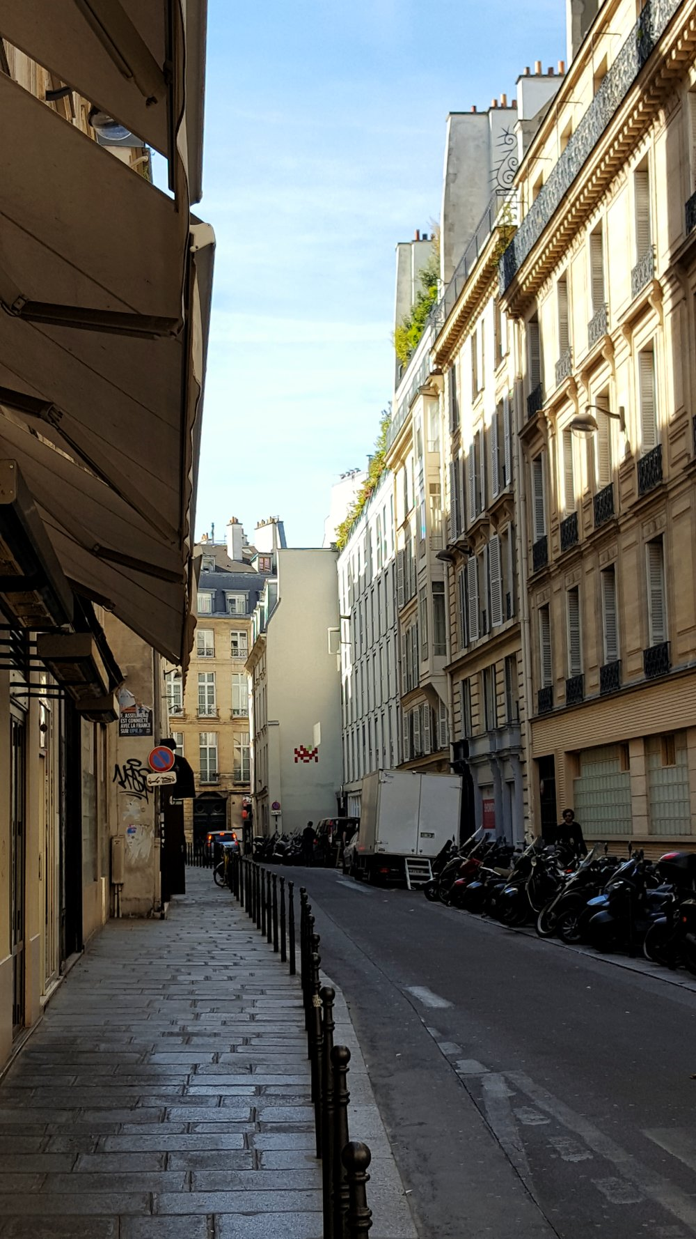 Rue Villedo