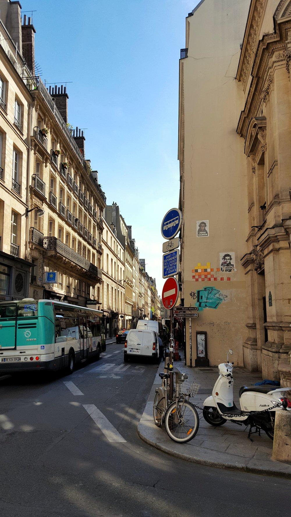 Rue Thérèse