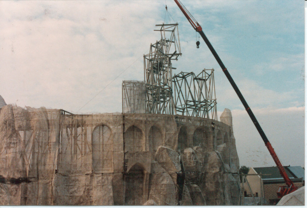 Structure Parc Asterix