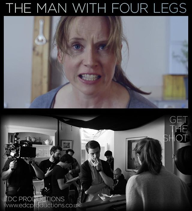 Get The Shot! The Man With Four Legs Available on Amazon & iTunes March 6th www.themanwithfourlegs.com www.edcproductions.co.uk #themanwithfourlegs #gettheshot #behindthescenes #indiefilm #filmmaking #sonyf55