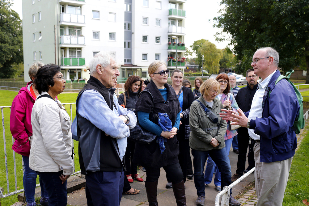 Alternative Longbridge History Walk, September 2015