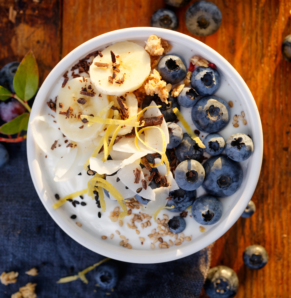 Cozy Breakfast Bowl Recipe   Buddha Brands Co.