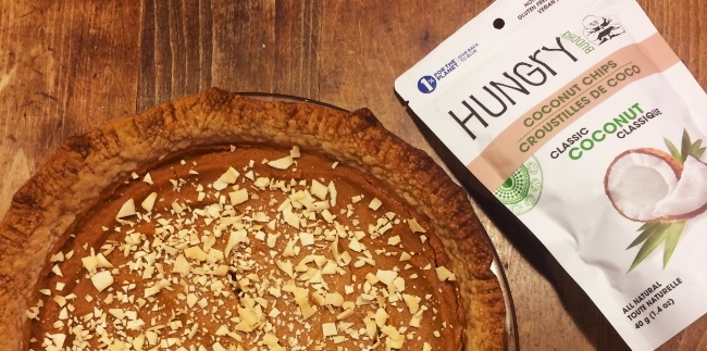 Gluten Free Pumpkin Pie | Buddha Brands Co.