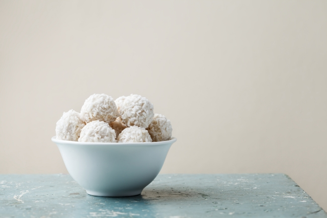 Coconut Balls | Buddha Brands Co.