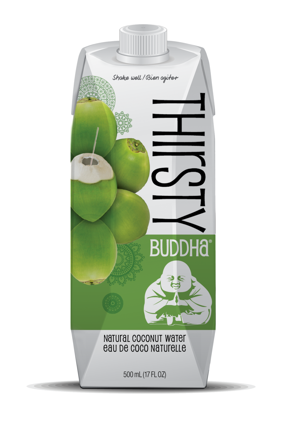 Thirsty Buddha 500 mL