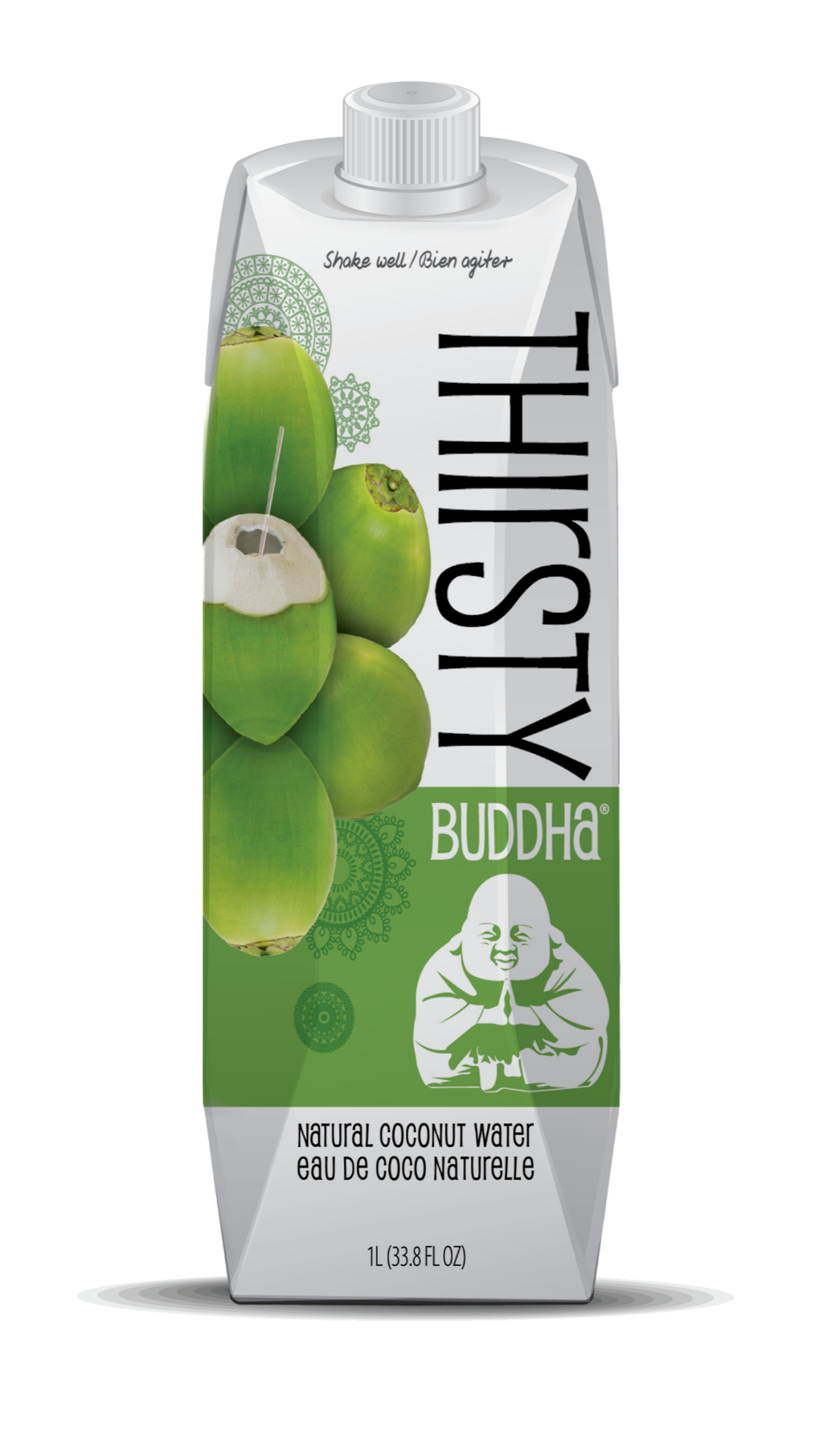 Thirsty Buddha 1L