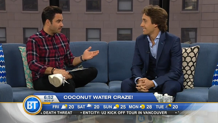 May 15, 2015 - Breakfast Television Montreal