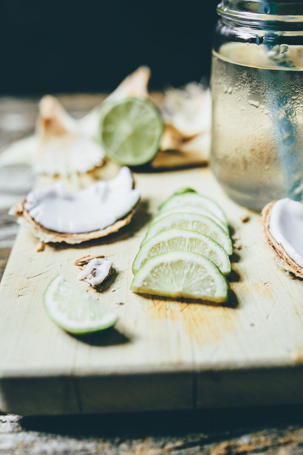 Coconut Water Mojito | Buddha Brands Co.