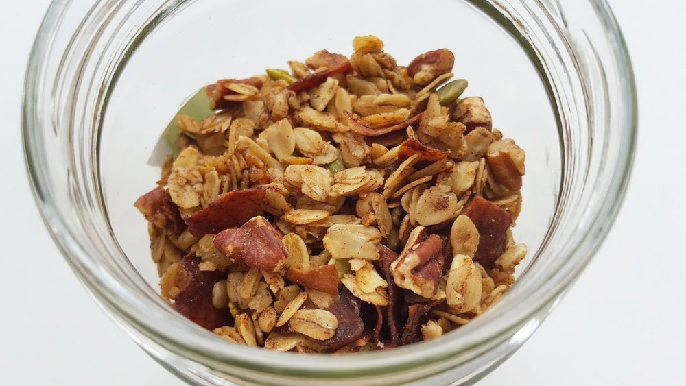 Chai Spiced Granola | Buddha Brands Co.