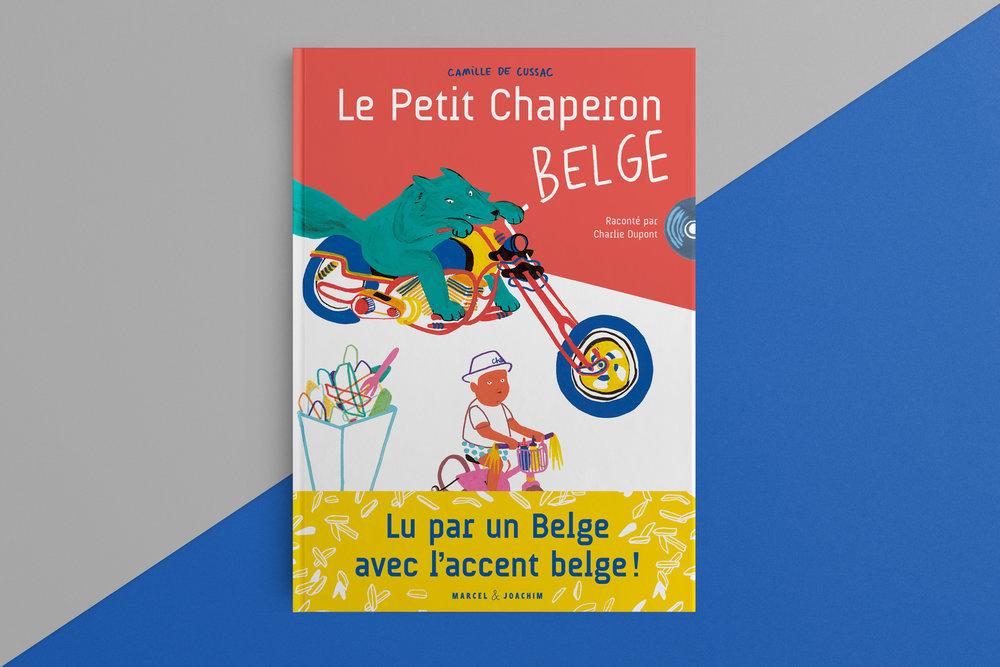 Découvrir le petit chaperon Belge