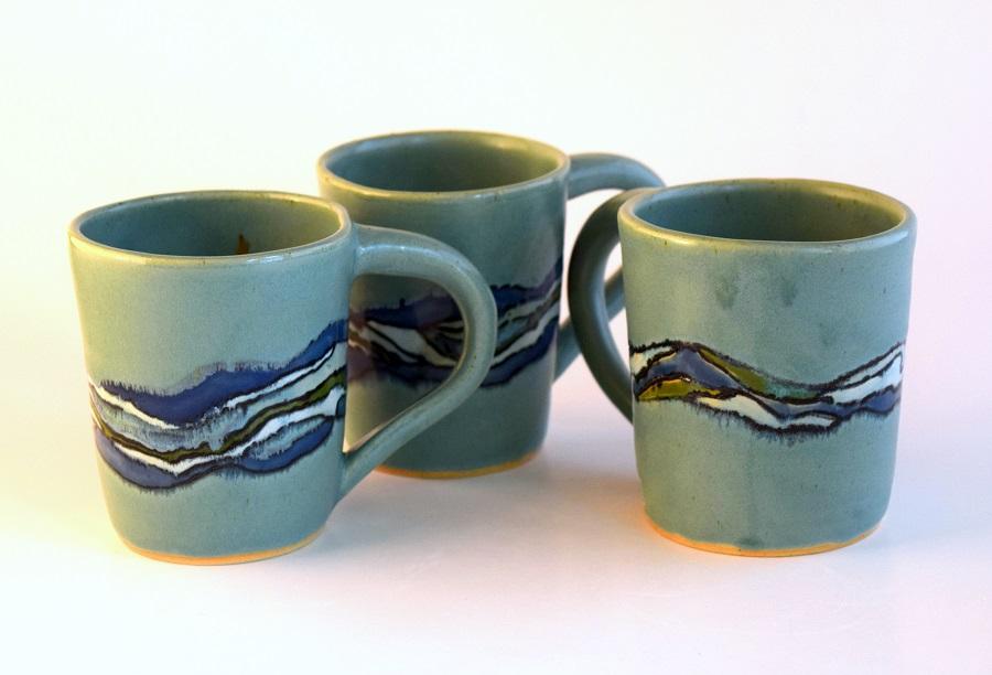 Shoreline Mugs